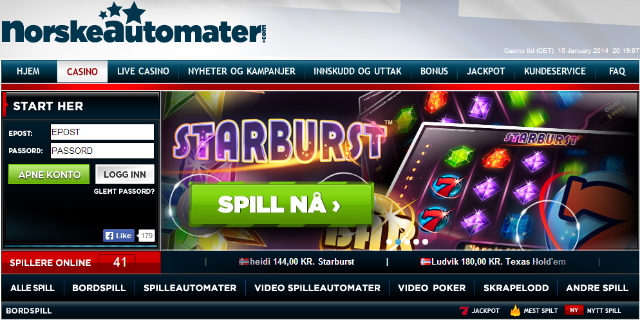 Norskeautomater