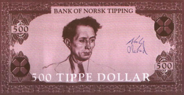 Norsk Tippedollar