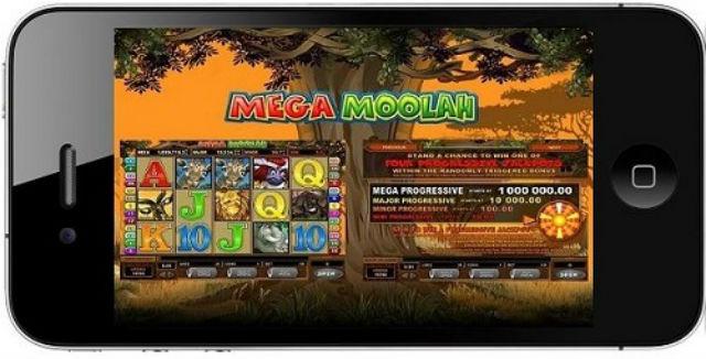 Thrills Mega moolah