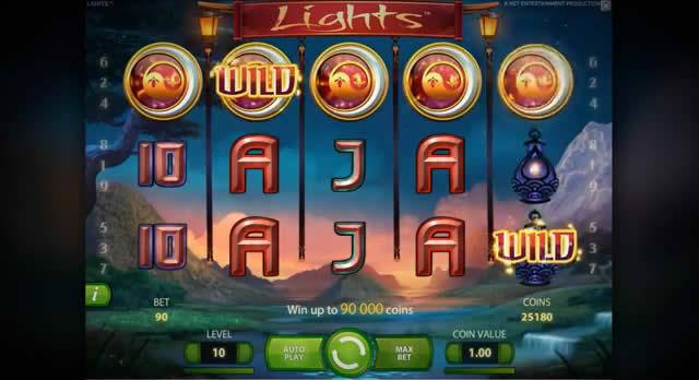 lights main