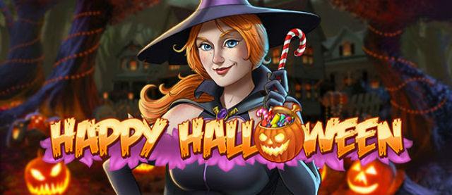 Happy Halloween front